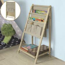 SoBuy Foldable Bookshelf Magazine Newspaper Holder Storage Shelving,FRG276-N,UK