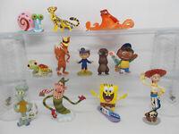 Sandmännchen Lion King Einstein Nemo Spongebob == Bullyland Figuren Auswahl