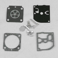 Carburetor Repair Rebuild Kit For RB-100 ZAMA STIHL HS45, FS55, FS38, BG45 Carb