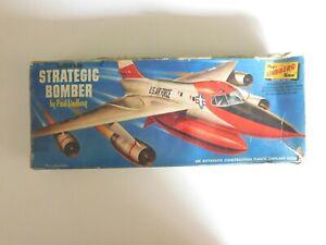 Convair Strategic Bomber By The Lindberg Line Model Kit No. 563:98