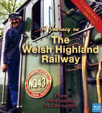A Journey on the Welsh Highland Railway *Blu-ray