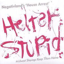 DAMAGED ARTWORK CD Negativland: Helter Stupid