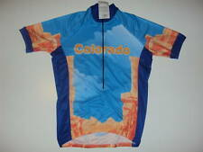 New COLORADO State Cycling Jersey Road Bike size M