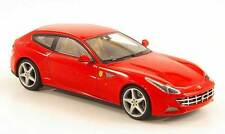 2011 Ferrari FF Four Rojo 1 18 Hot Wheels X5524