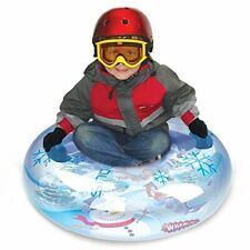 Snow Boogie Inflatable Snowglobe Tube 37inch (94cm) **NEW**