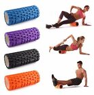 Foam Yoga Roller Multicolor Gym High Density Trigger Point Massage Fitness Sport