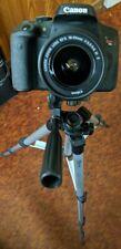 Canon EOS Rebel T6i 24.2 MP Digital SLR Camera EF-S 18-55mm w/ Battery