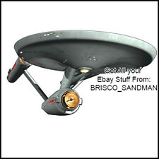 Fridge Fun Refrigerator Magnet STAR TREK SHIP USS Enterprise 1701 -A- Diecut