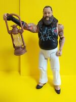 Wwe Bray Wyatt With Lantern Very Good Condition Mattel Action Figure