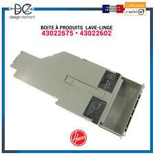 43022675 Tiroir du distributeur de détergent Lave Linge HOOVER  - 43022602