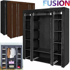Unbranded Fabric Wardrobes