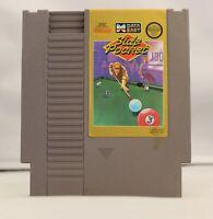 Side Pocket (Pool) - Nintendo NES Game Authentic