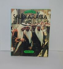 Take a Trip to Saudi Arabia hard back book Cedar Hall Evansville Indiana