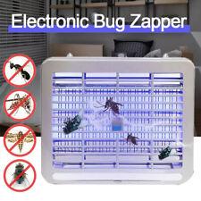 Piège à insectes UV électrique lampe LED piège piège à insectes anti-mouches FR