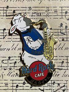 Hard Rock Cafe -  Nagoya  White Sheep Playing Saxophone