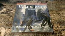 Warriors of Middle-Earth War of the Ring expansion brand new in shrink wrap