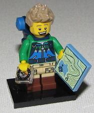 LEGO NEW SERIES 16 HIKER MINIFIGURE 71013 FIGURE