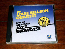 CD: Louie Bellson Quartet - Live at Joe Segals Jazz Showcase / Chicago Don Menza