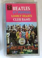 THE BEATLES - SGT. PEPPERS LONELY HEARTS CLUB BAND - Musicass. Cassette Tape