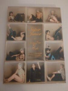 Super Junior Sexy, Free and Single album with Eunhyuk photocard