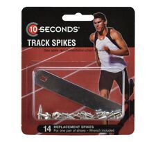 """10 Seconds 14 Replacement Track Spikes 1/8"""" Pyramid"""