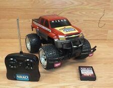 Genuine Nikko Rock Solid Chevy Avalanche Remote Control Truck *Read*