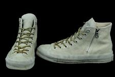 Converse CT Chuck Taylor Suede Side Zip High Top Mens Size 9.5 148879c