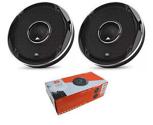 "Pair of JBL 6.5"" Stadium GTO 620 450W 2 Ohm Two-Way Speakers STADIUMGTO620AM"