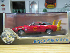 Rare Universal Hobbies Eagle's Race Dodge Charger Daytona # 6 ,1:43 Scale, Mint
