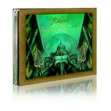 HELLWELL - Beyond the Boundaries of Sin *US EPIC METAL*LIM.SLIPCASE*MANILLA ROAD