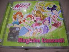 KM CD MAGICHE CANZONI ! WINX CLUB 2005 RAINBOW TV no fivelandia d'avena vanni