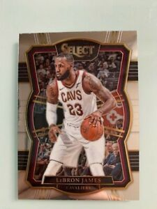 2017-18 Select #122 LeBron James