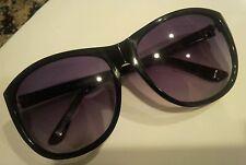 Selten/90s/TSUBI Ksubi Milka Sonnenbrille, 33 (A.), BLK Frame W BLK Gradient Gläser