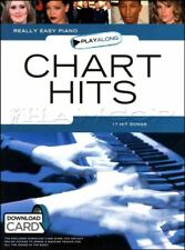 Really Easy Piano Playalong Chart Hits Sheet Music Book/Audio SAME DAY DISPATCH