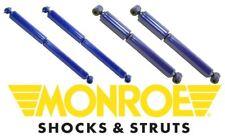 Monroe Front & Rear Shock KIT 1994 Chevrolet S10 Base 4WD No RWD 32194 / 32186