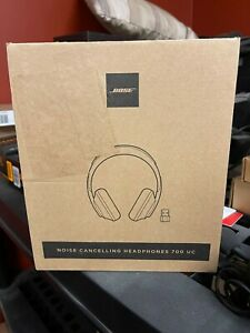 OB Bose Noise Cancelling Headphones 700 UC- SILVER