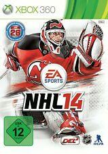 Microsoft Xbox 360 Spiel - NHL 14 mit OVP
