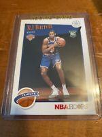 2019-20 Panini NBA Hoops Tribute #298 RJ Barrett Rookie RC