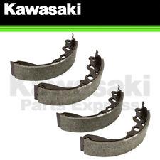 NEW 1991 - 2004 GENUINE KAWASAKI MULE 550 520 500 FRONT BRAKE SHOES - 4 PACK!