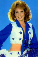 AUTHENTIC Dallas Cowboys Cheerleader KIM ODEN signed Autograph 4x6 Photo