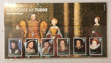 2009 The House Of Tudor Presentation Pack. UMM. Pack No. 426