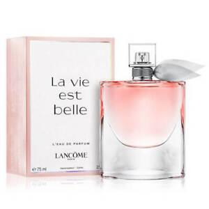 Lancôme La Vie Est Belle 75ml L'Eau De Perfume- Brand New and Sealed