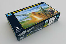 Trumpeter 1/35 01035 Russian 4K51 Rubezh Coastal ASM with P-15