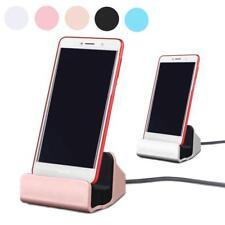 Pro cargador usb micro base de Carga Soporte Cuna Estación Para Teléfono Android