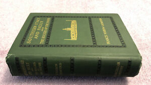 GORGEOUS - Francis Marion Crawford SOUTH ITALY & SICILY AND THE RULERS - 1st ed.