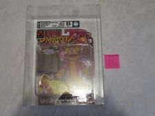 Palisades Muppet Show Toyfare Exclusive 2003 AFA Graded 85 Vacation Fozzie Red B