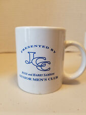 VINTAGE Milwaukee JCC Senior Men's Club -  Coffee Mug
