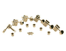 6 In Line Kluson Supreme Tuners fits Fender Stratocaster,Telecaster KTS9105MN