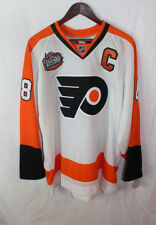 Official NHL CCM Reebok Mike Richards Philadelphia Flyers Hockey Jersey NWT XL