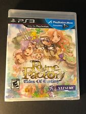 Rune Factory [ Tides of Destiny ] (PS3) NEW